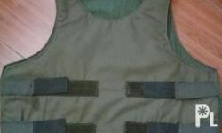 Bullet proof vest. Used but not abused. Level II. Price