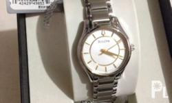 Great as an everyday watch. Bulova, Stainless Steel,