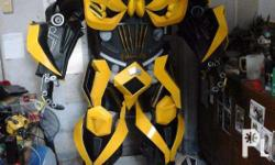 new Bumble Bee Transformers cosplay robot for sale from