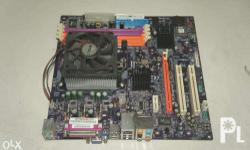 Item: bundle amd athlon x2 64 4600 with mother board