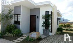 bungalow pod one story house and lot for sale located
