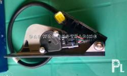 Accelerator Pedal (KIA) - 12,000.00 Air Cleaner -