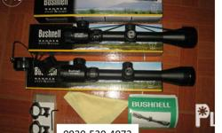Bushnell Rifle Scope 3-9x40 with free mount Multi-X