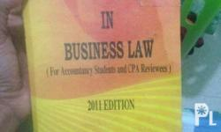 Rush Sale Notes in Business Law book for accountancy