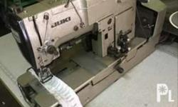 For sale Button holer / button sew The machine is very