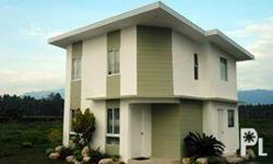 MERYL MODEL - House and Lot for sale Near Caraga State