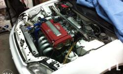 Looking For Complete Engine For Sale. Honda Engine