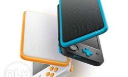 Looking for/Buying New 2ds XL Must be complete with