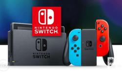 Buying Nintendo switch Good condition Brand new or