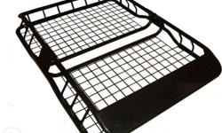 Brand new off road look heavy duty roof luggage Rack