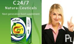 *C24/7 Natura-Ceuticals* is a breakthrough product from