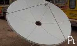 For Sale! Brandnew C Band dish 1.8 meter or 6 feet
