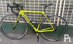 Cannondale caad 12 Size 48 Stock built bike (60k srp)