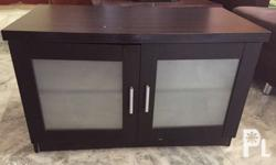 Cabinet for sale in very good condition. Good as tv