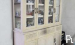 Cabinets for dining ware & kitchen utensils or personal