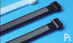 "MNT - 4127 Cable Tie 8 x 350"" (100PCS./PACK) CHS For"