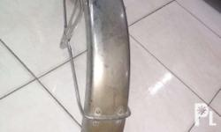 cafe racer front fender available at Cebu Vismin Mktg