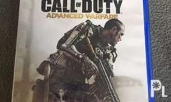 For sale only! Call of Duty Advanced Warfare (R1) for