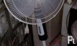 Camel Stand Fan for sell because we had bought a new