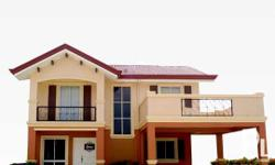 House Features 2 Storeys 5 Bedrooms Living Area Dining