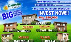 Avail discounts up to P850,000 for