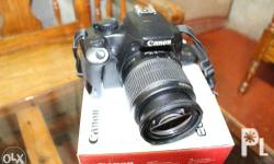 Cannon 1000d dslr camera no deffect , good condition