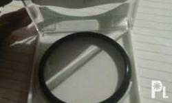 UV CPL INFARED ND FILTER 58mm for dlsr camera di kasya