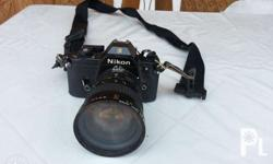 Must have for your collection. Nikon EM model original