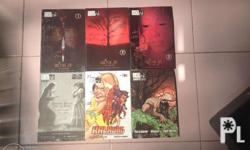 Pic 1 Camilla My Midnight Graphic Novel 1 - 3 complete-