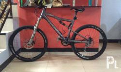 I'm selling our cannondale mountain bike for sale Php