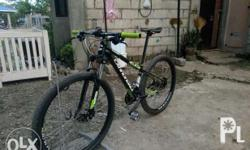 cannondale trail 7 frame 27.5 size small deore group