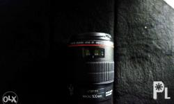 I only use this lens for macro and portrait