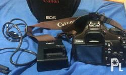 For sale Canon 1100d Price is slightly neg Issues: