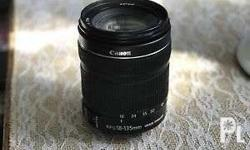 Canon stm 18-135 lens This is the latesy version of