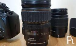 Good condition No issues Inclusion: Canon 28-135mm Lens