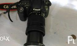 Canon 60D complete with bag With 2 lens ung isa