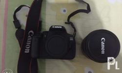 Canon 650d with 18-200mm canon lens Complete with box