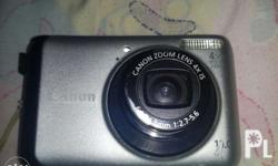 hi guys selling my canon cam all in a good condition
