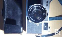 For Sale Canon Canonet QL17 -100% Working -Couple of