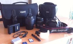 FOR SALE!! CANON EOS 1000D or the Rebel XS -pre-loved