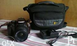 SELLING CANON 1100D (Color - Dark Brown) Sale or Swap
