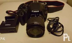 Good as Brand New Sligthly Used Canon EOS 1200D w/ DSLR