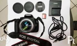 Selling pre-loved Camera Canon EOS 1200D Smoothness: