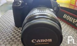 Canon EOS 30D With mem card With batt With charger