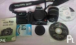 Canon DSLR 450D EOS Rebel Xsi Second hand Lens Solution