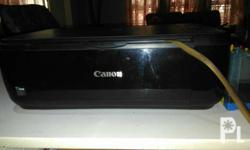 For sale canon pixma mp287 printer Continuos ink Good