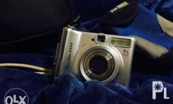 Canon Powershot >Photo and Video Camera >Pristine and