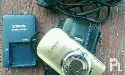 Canon Powershot SD960 IS 4x digital zoom 12.1MP Made in