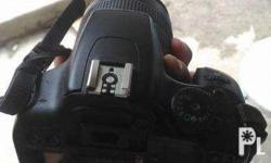 2nd hand dslr camera Selling for 9k rush In good