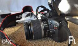 Canon kiss X4 known as 550D * No issues or defects.
